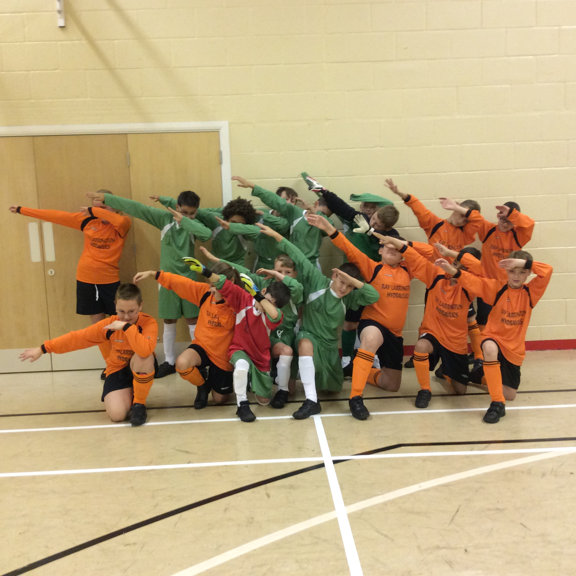 201711: Key Stage 2 Football Matches